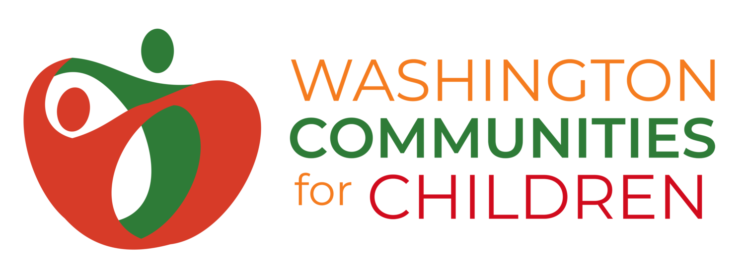 Washington Communites for Children logo